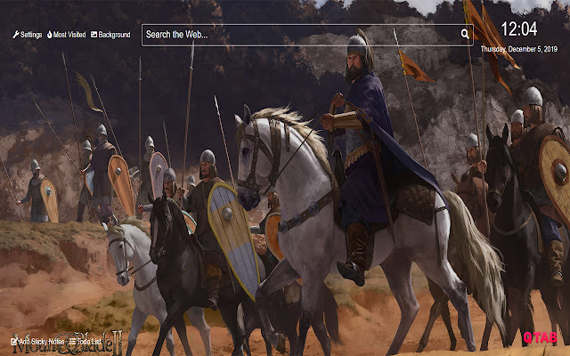 Mount&Blade 2 Bannerlord Wallpaper New Tab
