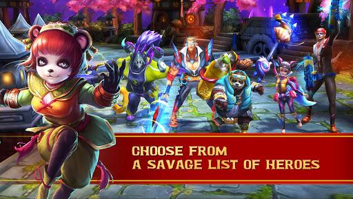 Taichi Panda screenshot 2