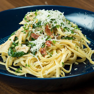 Chicken Linguine Pasta Recipes.