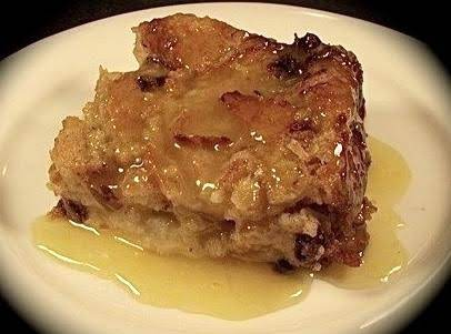 Eve's Apple Bread Pudding
