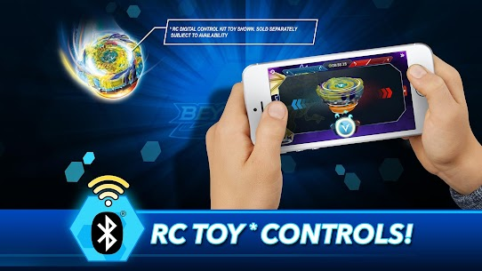 BEYBLADE BURST app MOD (Unlimited Money) 4