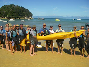 Photo: 15. Instructors are lazy in NZ (Phil don't get any ideas)