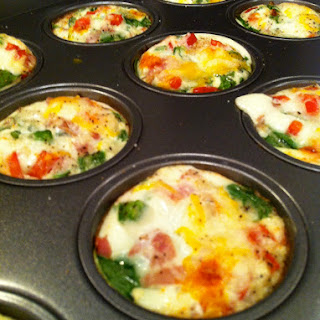 Egg Muffins.