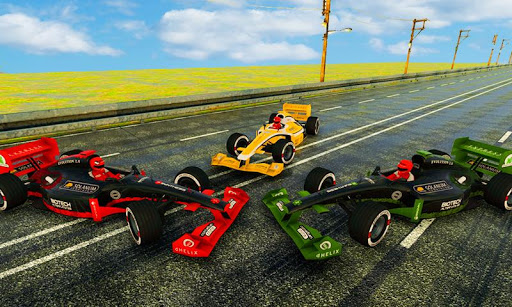 Impossible Formula 1 Speed Car Race 1.2 10