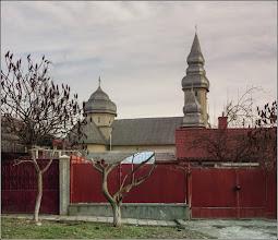 "Photo: Turda - Str. Dorobanti, vedere Str. Salinelor, Nr.10 - Biserica Ortodoxa ""Sfânta Treime "" (Biserica Șovagăilor)   - 2019.02.13"