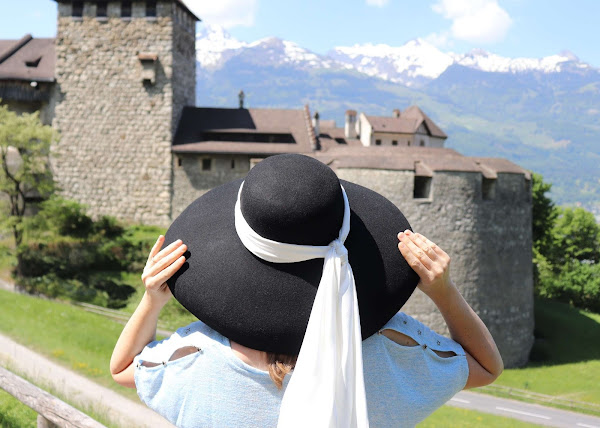 Audrey Hepburn Wool Hat in Liechtenstein | Krys Kolumbus Travel