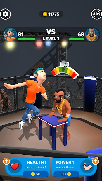Slap Kings Android App Screenshot