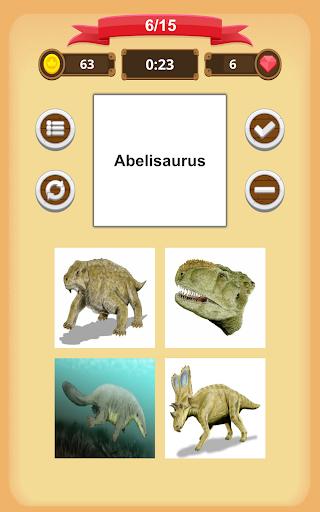 Dinosaurs Quiz apkmind screenshots 19