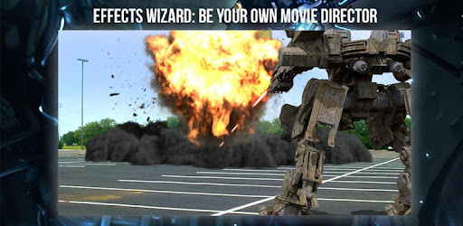 Action Effects Wizard - Be Your Own Movie Director for PC