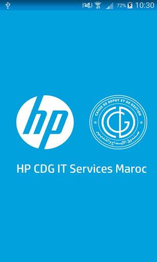 HP CDG Recrute