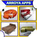 Sofa Bed Design Ideas icon