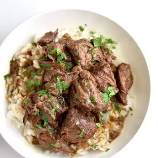 Stew Beef Rice Recipes.