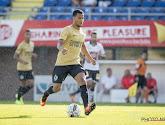 Van der Elst s'attend à des changements du côté du Club de Bruges