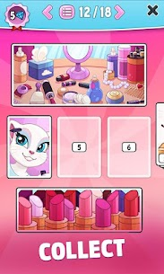My Talking Angela Mod Apk  4.8.0.831 [Unlimited Money] 5