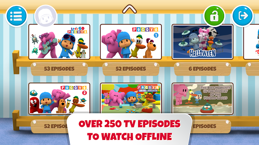 Pocoyo House: best videos and apps for kids screenshots 2