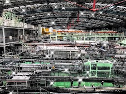 アサヒビール茨城工場