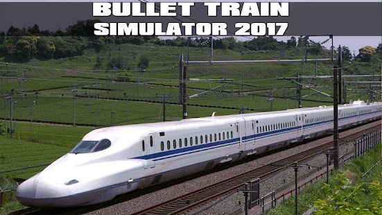 Bullet Train Simulator 2017- screenshot thumbnail