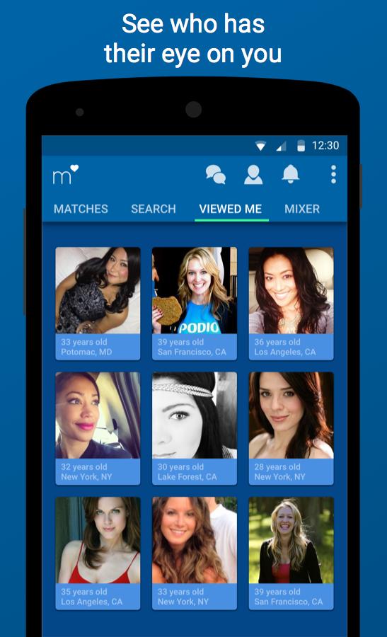 Match™ Dating - Meet Singles screenshot #5