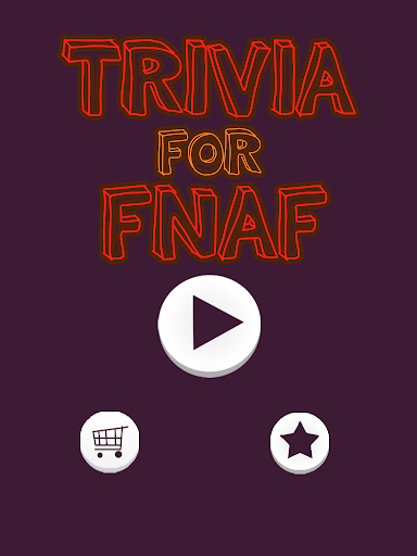 Trivia For Five Night's Fan