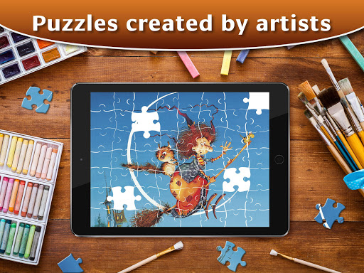 Jigsaw Puzzle Collection HD screenshot 11