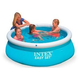 Piscina gonflabila pentru copii Easy Set INTEX 183 x 51 cm 886 litri