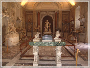 Photo: http://www.viajesenfamilia.it/ Museo del vaticano