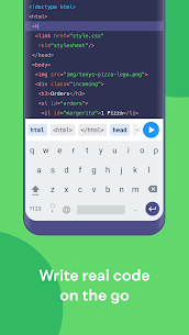 Mimo Apk – Learn coding in JavaScript, Python and HTML 2