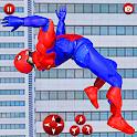 Police Robot Speed Superhero Rescue Mission Games icon