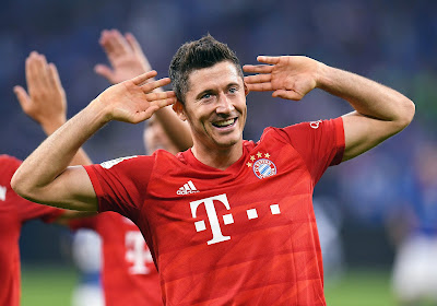 Robert Lewandowski breekt twee records in Bundesliga