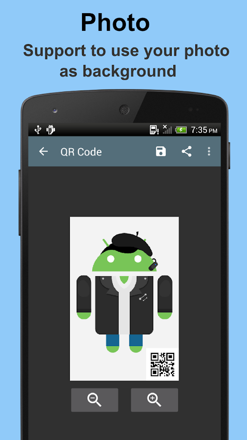 Qr Code Generator Android Apps On Google Play