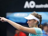 Elise Mertens is één set verwijderd van halve finales op B-Masters