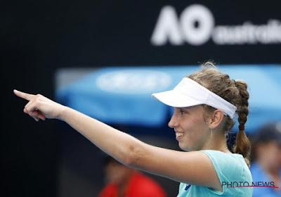 Elise Mertens kent tegenspeelster voor kwartfinale op Australian Open