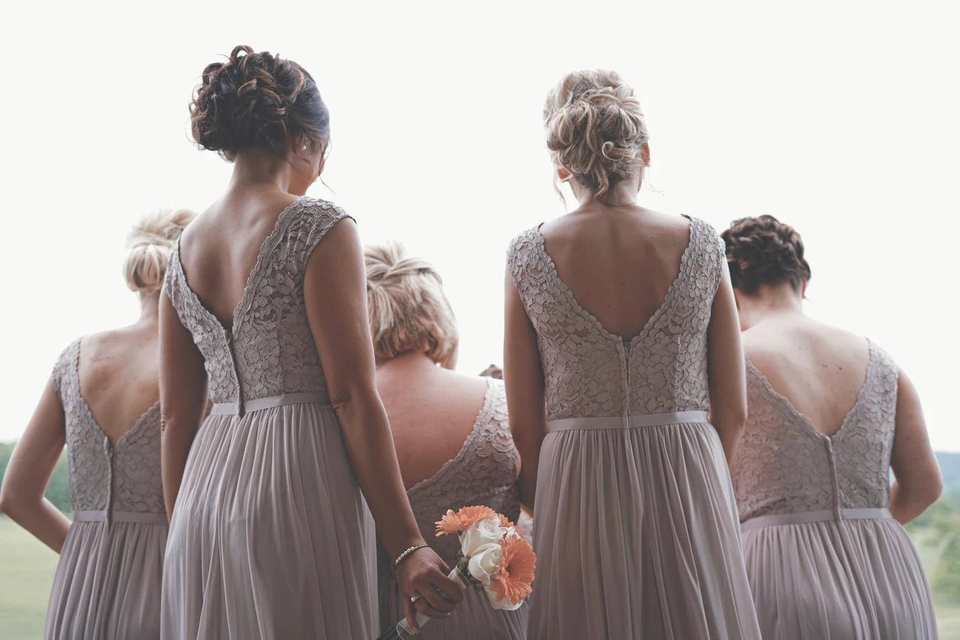 bridal hair dressing