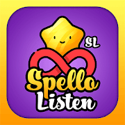 Spell-o-Spoken - English Words Dictation Game