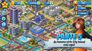City Island 5 Moedas Infinitas