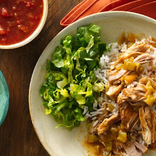 Slow-Cooker Mexican Pork Burrito Bowls.