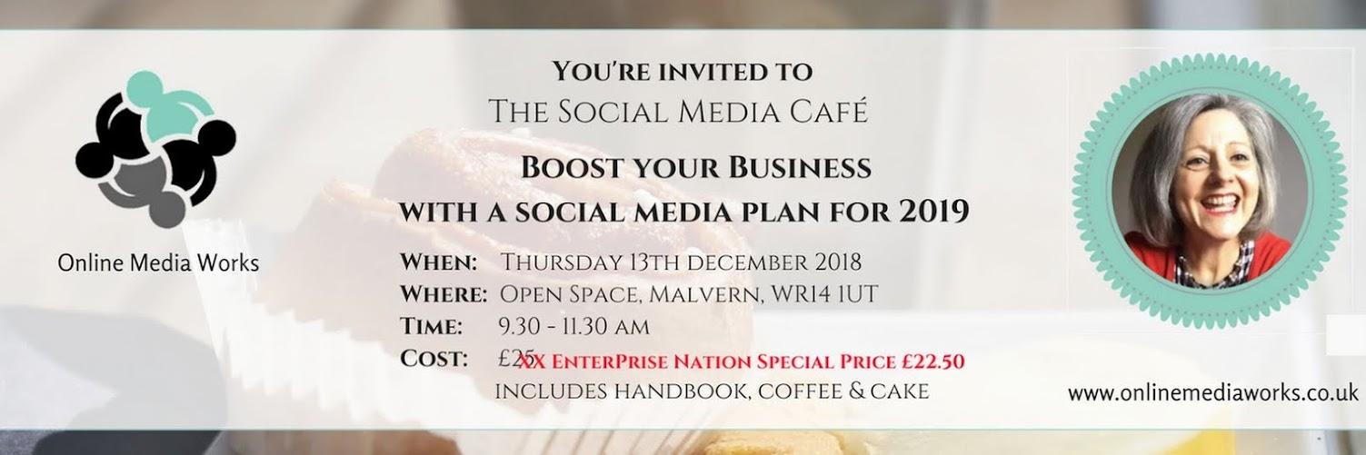 EN Boost your Business a Social Media Plan for 2019