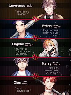 Game Dangerous Fellows - Romantic Thrillers Otome game APK for Windows Phone