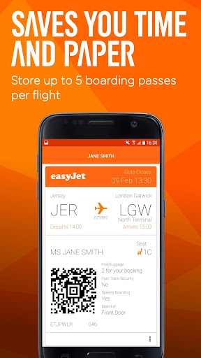 easyJet: Travel App screenshot 4