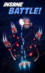 Phoenix Hawk - Space Shooter SHMUP- screenshot thumbnail
