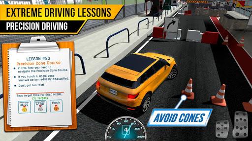 Driving School Test Car Racing 1.2 screenshots 21