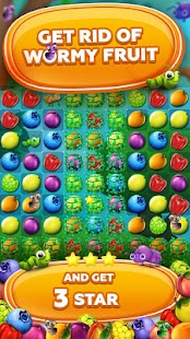 Fruit Hamsters–Farm of Hamsters: Match 3 game Free - náhled