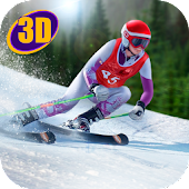 Ski Mountain Racer