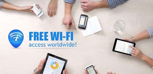 Free WiFi App: WiFi map, passwords, hotspots - Apps on Google Play