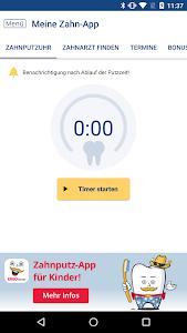 Meine Zahn-App screenshot 1
