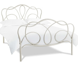 Contemporary Metal Bedstead