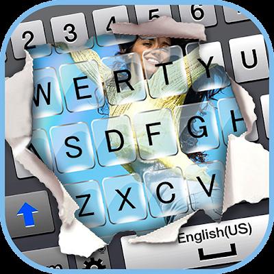 My Photo Emoticon Keyboard