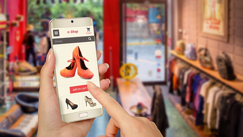 SA is still behind the global trend in terms of the use of online shopping platforms.