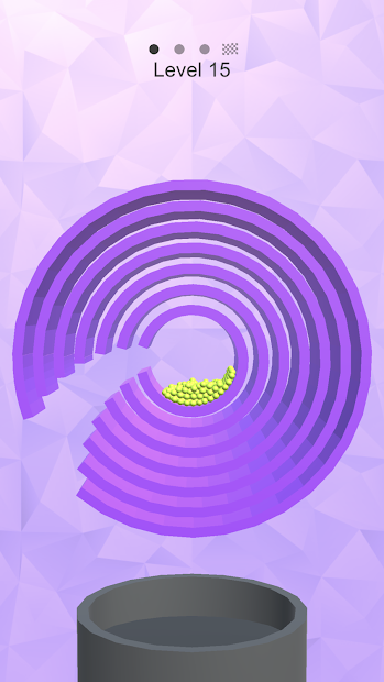 Balls Rotate Android App Screenshot