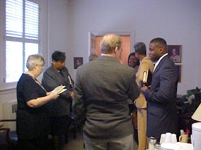Photo: Gathering time (185) Derrick Hill – Ray of Hope, Zena McAdams, Michael Weeks – Regional Ministers
